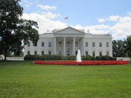 Præsidentens bolig! Det Hvide Hus , Louise W - August 2014