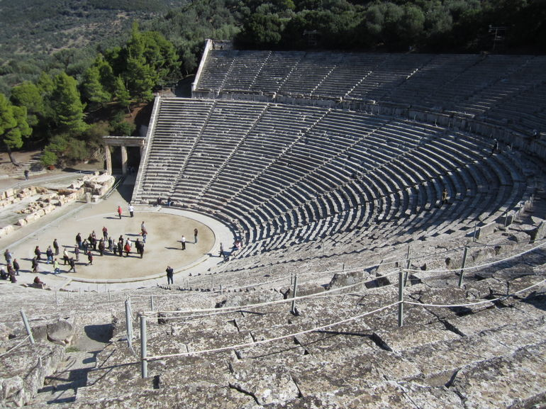 Epidaurus theatre - Athens