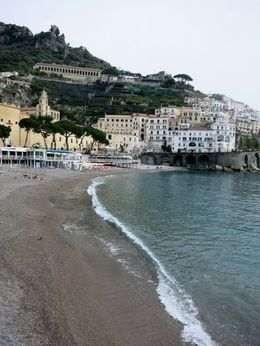 The town of Amalfi was adorable - don't miss the homemade gelato shop!! Best gelato I had in Italy. , Beth W - April 2016