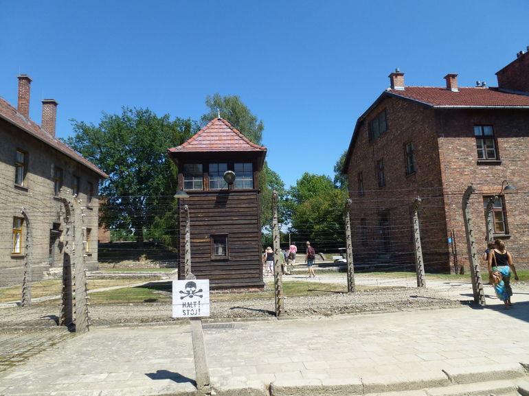 Inside Auschwitz - Krakow