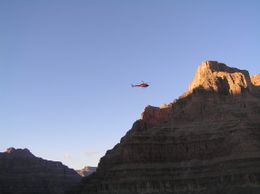 Over the Grand Canyon , pauline p - December 2011