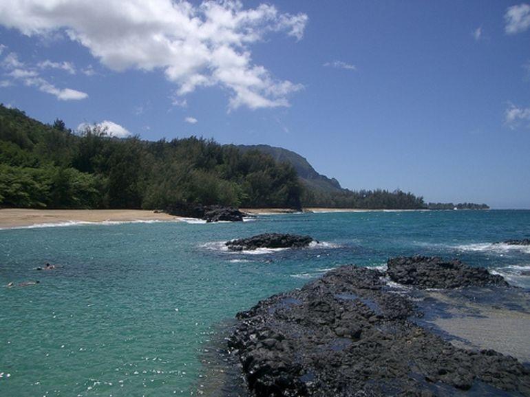 Lumihai Beach, Kauai - Kauai