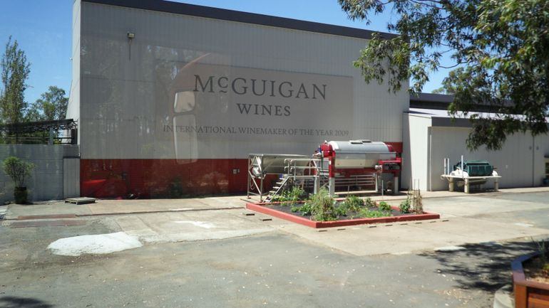 McGuigan wines 1 - Sydney