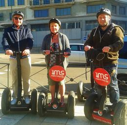 segwaying , Richard S - April 2014