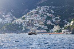 Way back to Positano , Sylvain G - August 2016