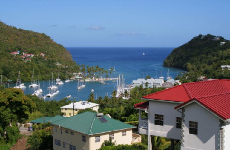 St Lucia Catamaran Day Sail - St Lucia