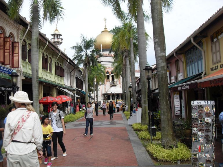 Sultans of Spice Walking Tour - Singapore