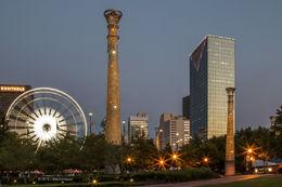 Atlanta is a very nice city !!! , WILFRIDO E - August 2015