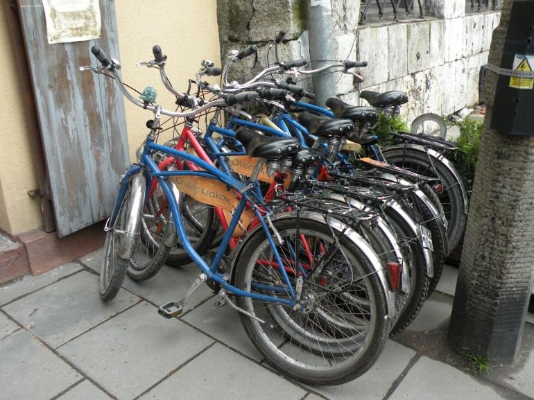 The Bikes - Sightseeing Bike Tour of Krakow - Krakow