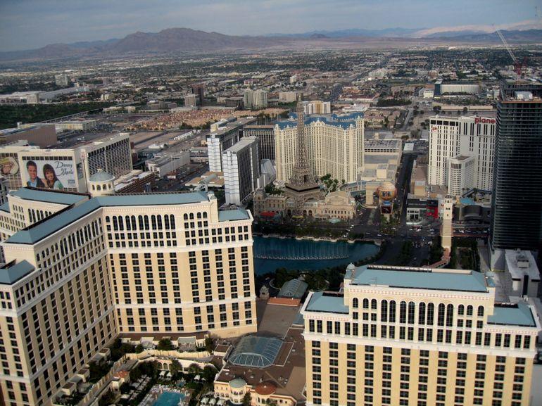 The Las Vegas Strip - Las Vegas