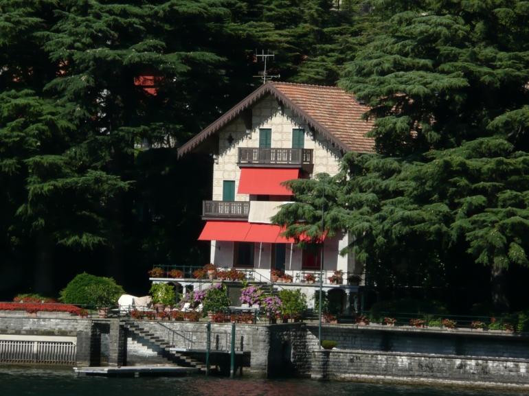 Typical Lake Como home - Milan