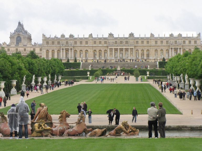 Versailles by Bike from Paris - Paris