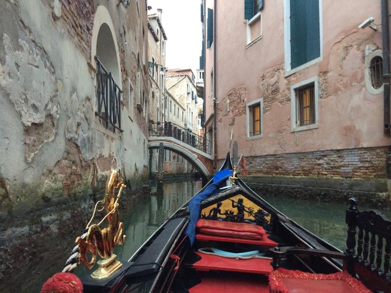 Venice Gondola Ride and Serenade with Dinner photo 12