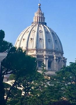 Dome of St. Peter's Basilica , Amanda P - July 2017