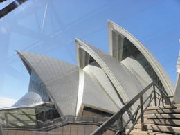 Inside the Opera House looking out , davenewlyn - January 2018