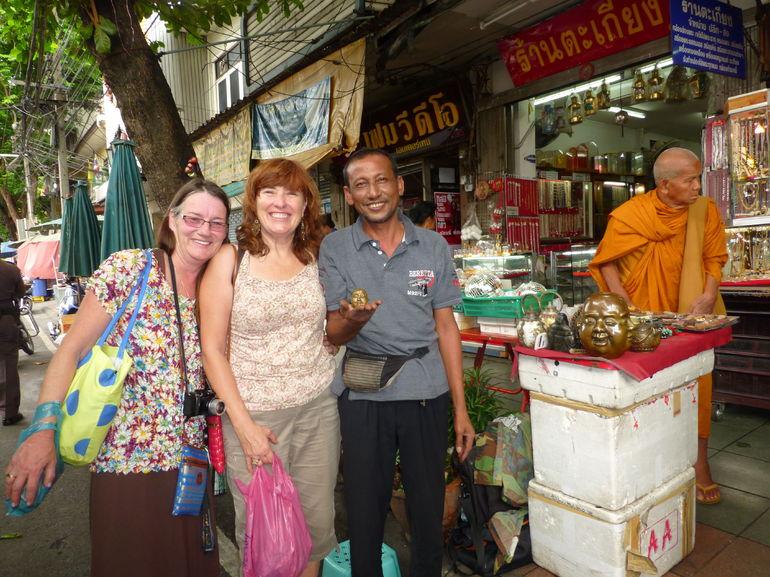 Amulet market - Bangkok