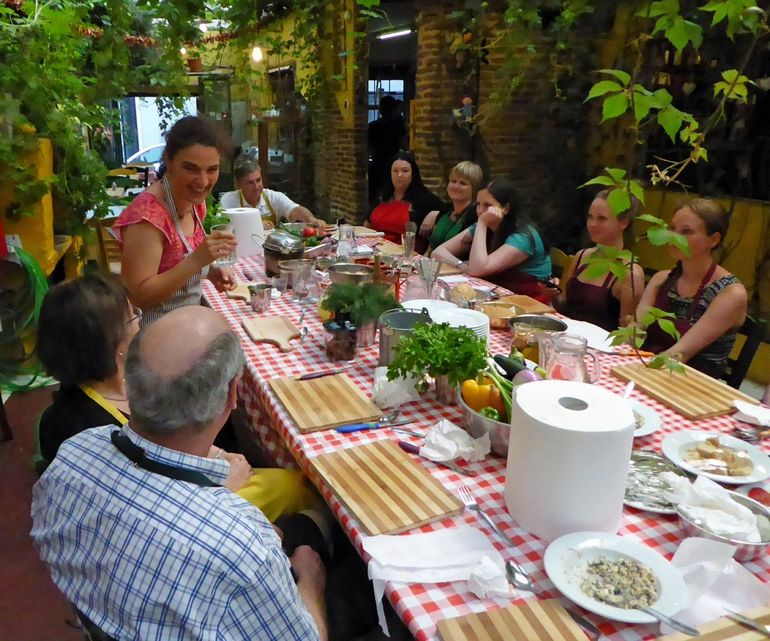 Athens: Cooking Class with Maria - Athens