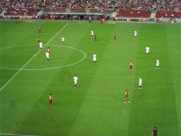Barcelona in action , Sharon - September 2013