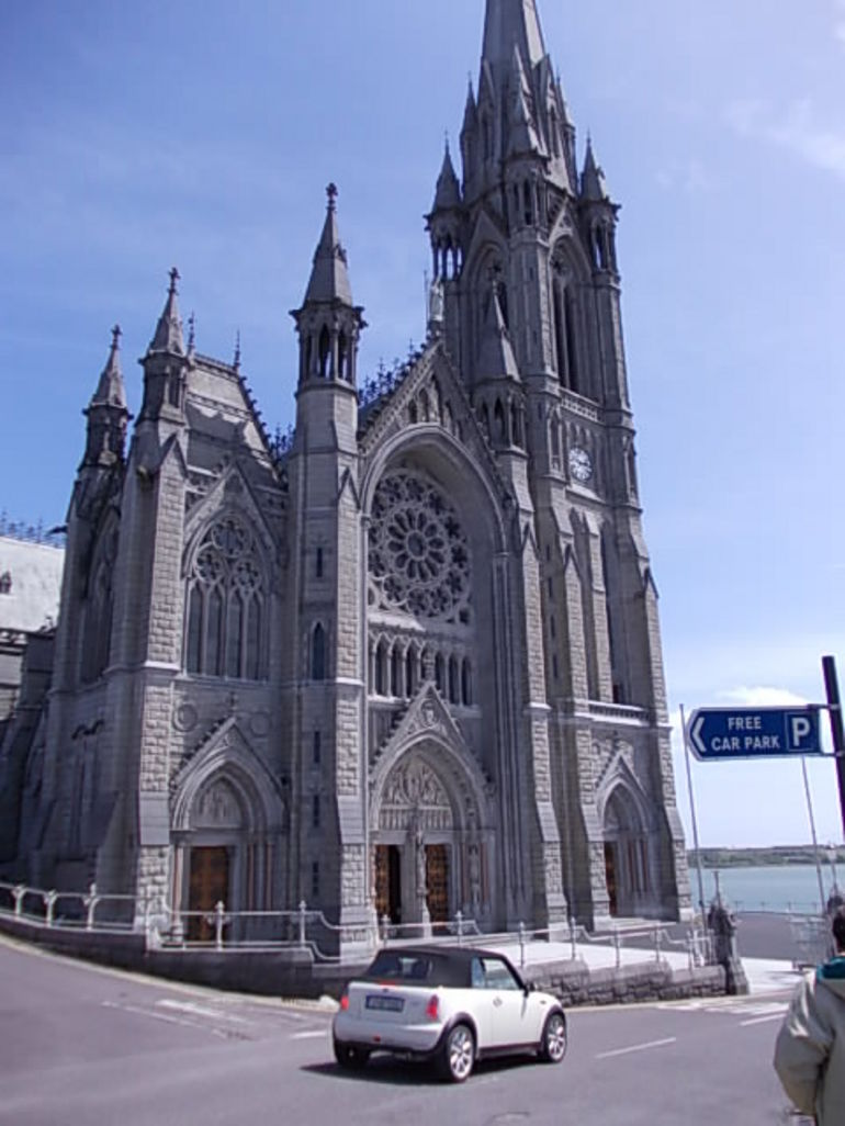 Cathedral at Cobh - Dublin