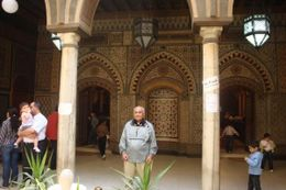 Coptic Cairo Tour, Seini - April 2009