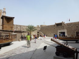 The entrance to Dubai Museum was included at the price of the bus ticket. : , Dijana M - November 2015