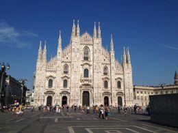 Duomo in Milan , Staci C - July 2012