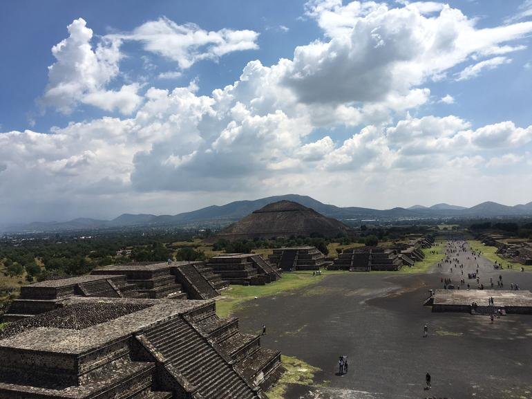 Teotihuacan Pyramids and Shrine of Guadalupe photo 18