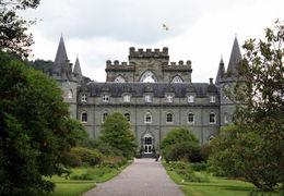 Home of the Duke of Argyll , Helen L - August 2011