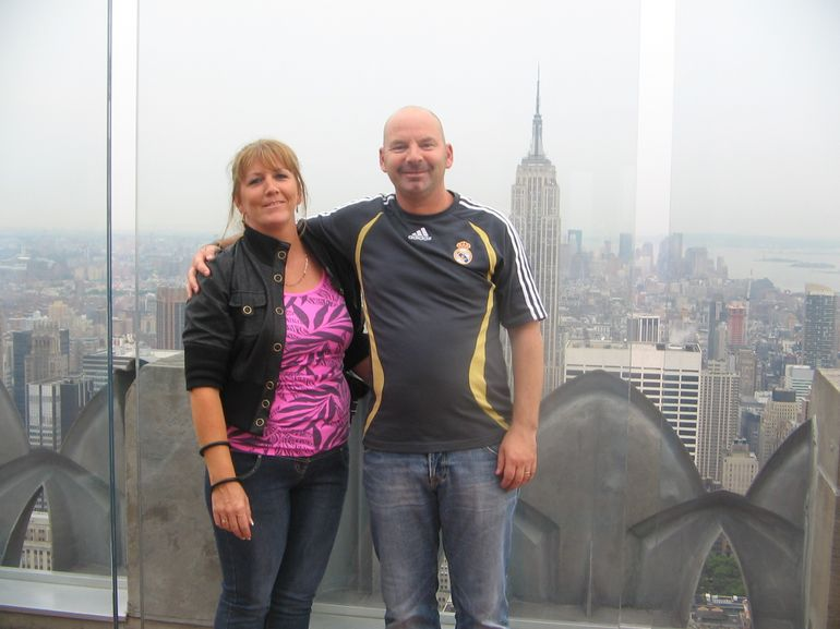 Jimmy and Tracy's 25th Wedding Anniversary - New York City