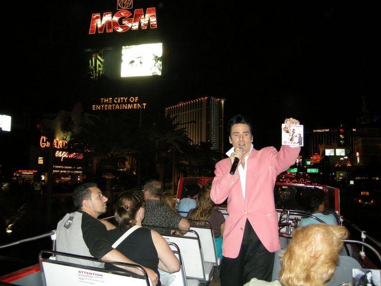 Las Vegas Open-Top Bus Tour - Las Vegas