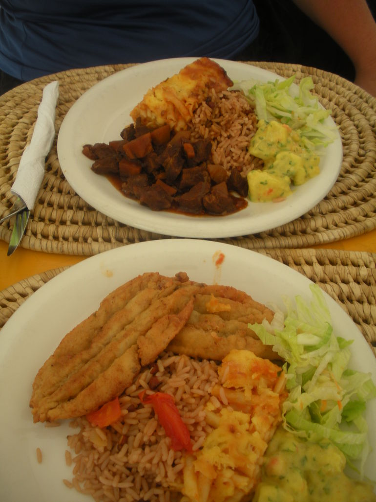 Lunch - Barbados