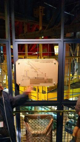 Machinerie des ascenseurs , Martial R - August 2015