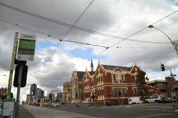 Melbourne, Cat - December 2011