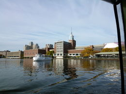 Charles River Boat and Museum of Science from Duck Tour Bus! , Michael L - October 2015