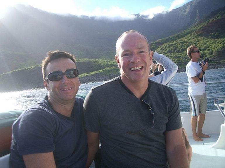 Na Pali Snorkel - Kauai