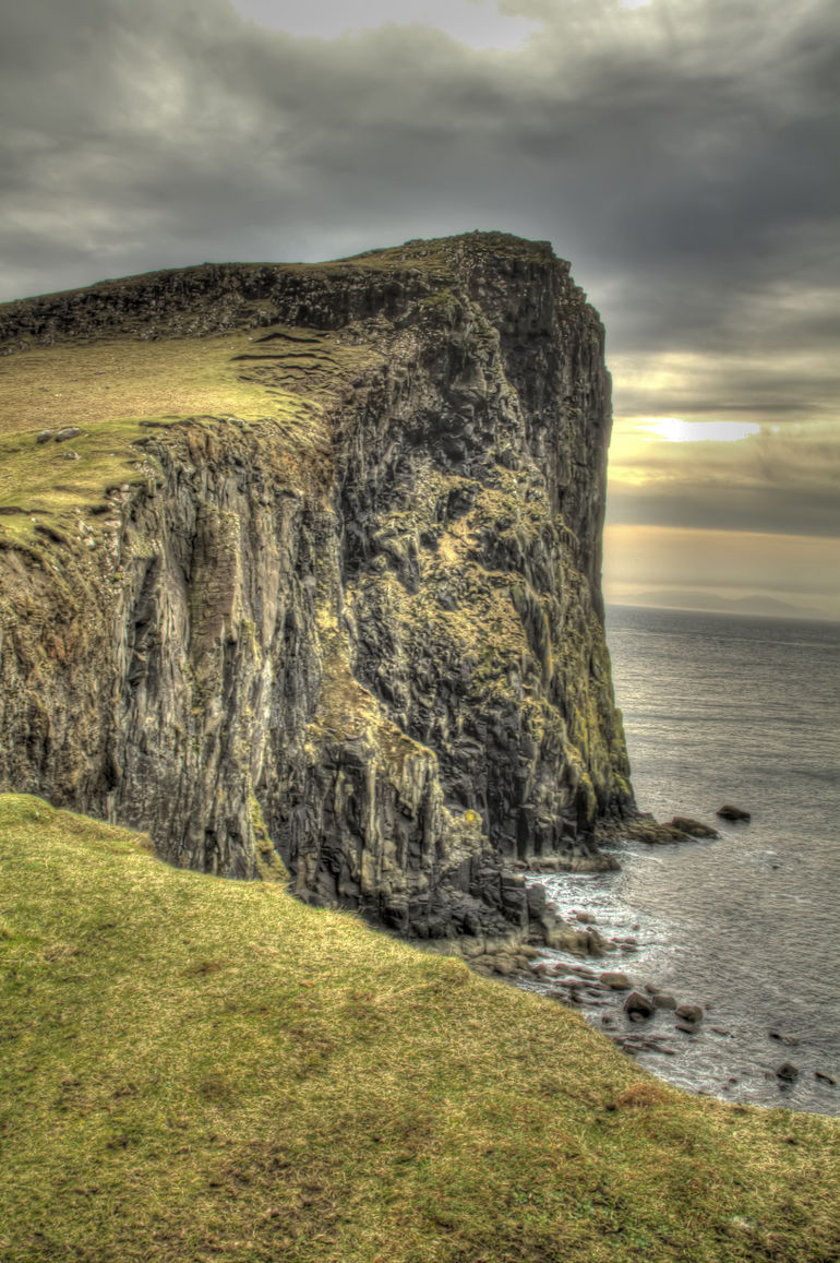 Neist Point - The Scottish Highlands