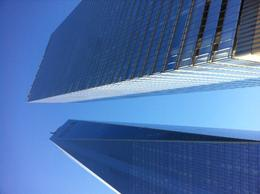 New World Trade Center , Marilyn W - January 2015