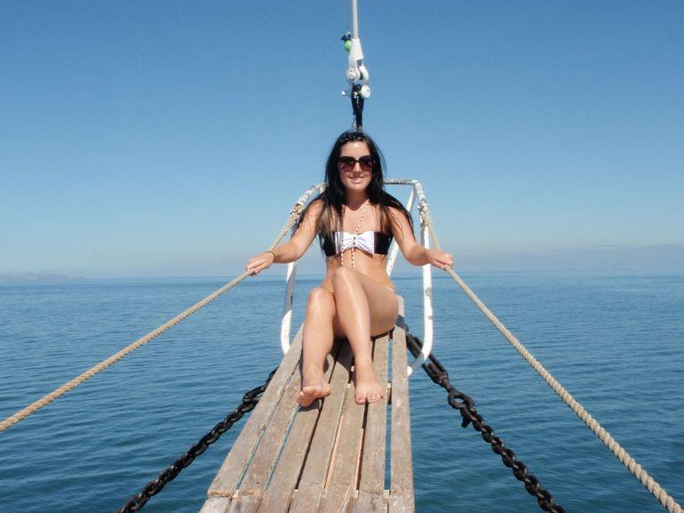 On the ship - Nadi