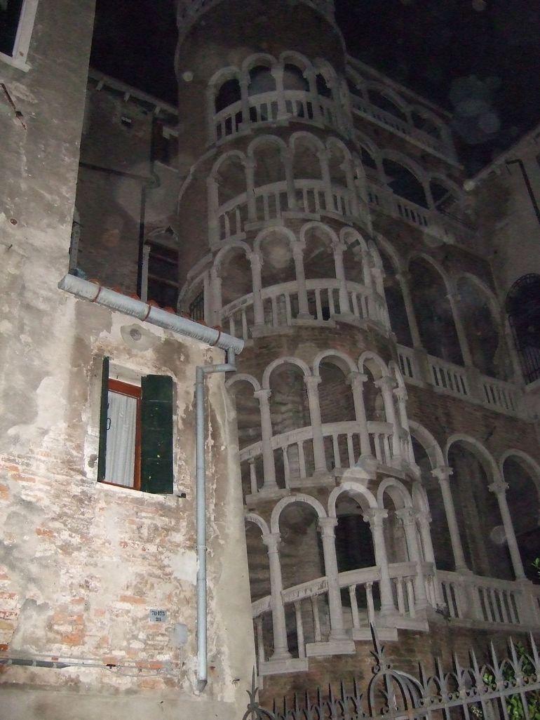 orbs at Palazzo - Venice