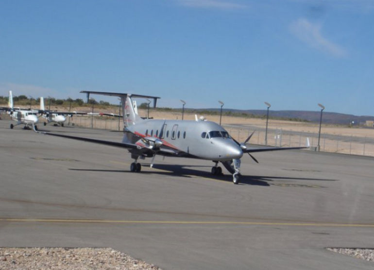 Our plane to the West Rim - Las Vegas