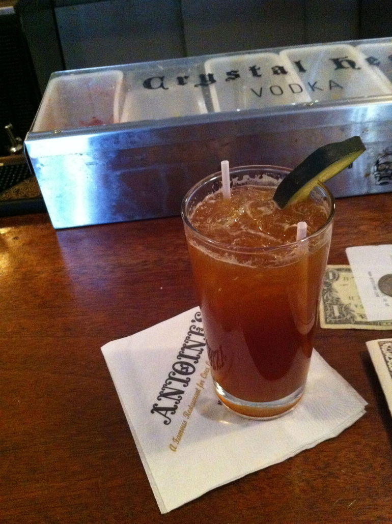 Pimm's Cup - New Orleans