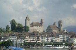 A shot of Rapperswil, RAMI - July 2009