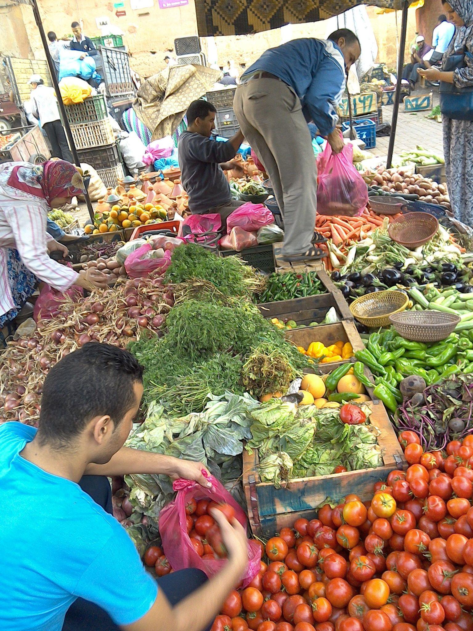 MAIS FOTOS, Vivencie o Marrocos: visite um zoco e cozinhe um tagine no centro de Marraquexe