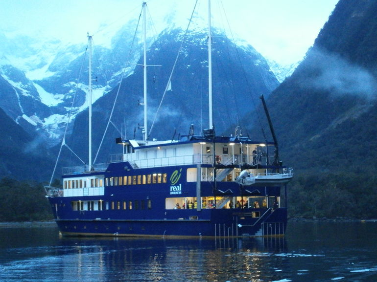 the Milford Mariner - Fiordland & Milford Sound