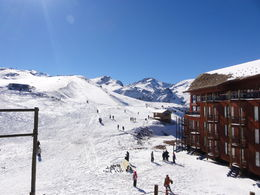 Valle Nevado - 23/05/2014 , RAFAEL H - May 2014