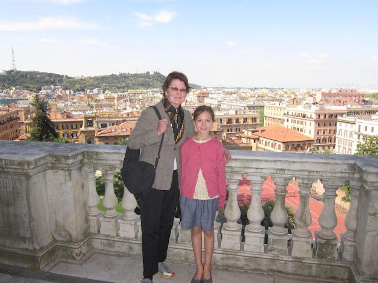 Vatican Balcony - Rome