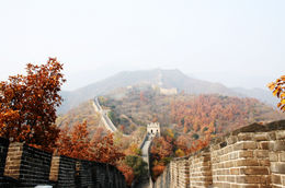 Great Wall in autumn - May 2012