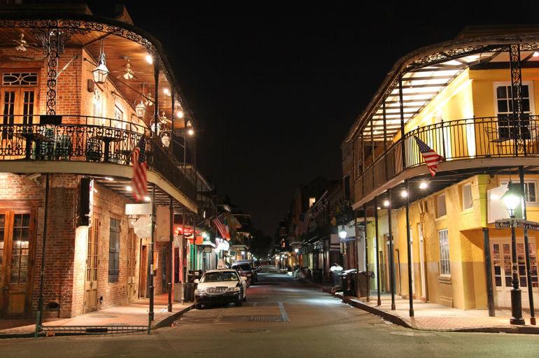 Bourbon Street, New Orleans - New Orleans