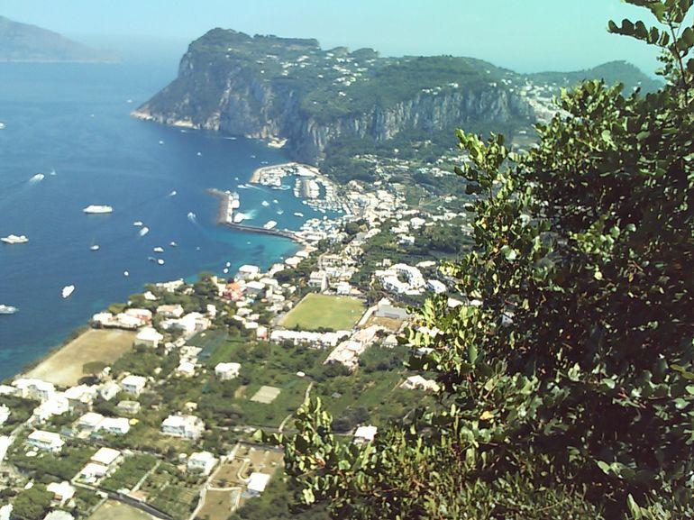 Capri, Italy - Rome