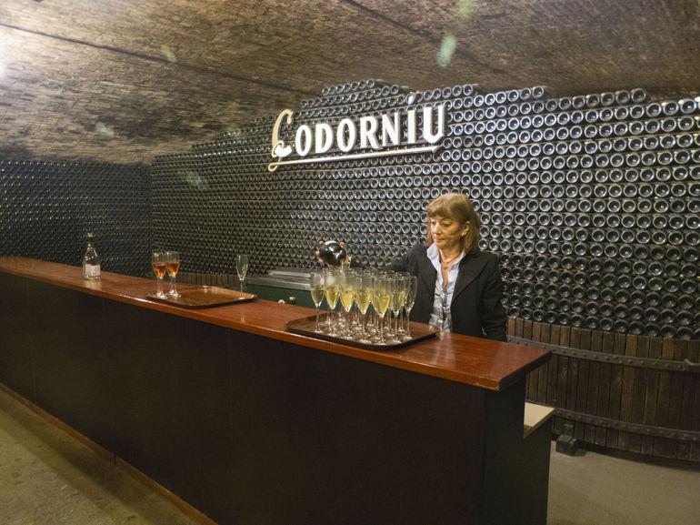 Codorn�u Winery - Barcelona